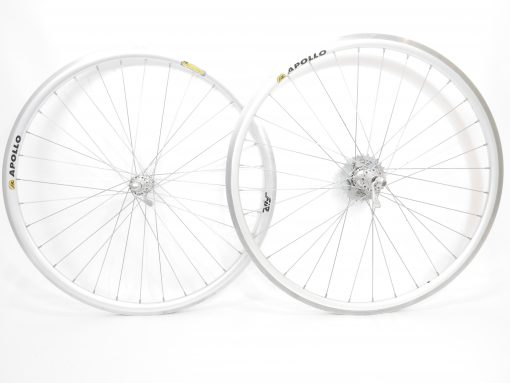 Vintage rare Campagnolo C- Record hubs 6 speed+ Apollo Fir wheelset wheels