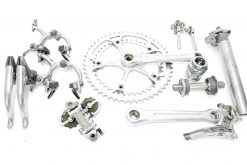 Vintage Campagnolo Nuovo Record 80s groupset buildkit