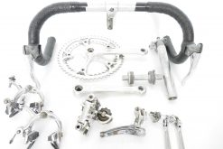 Vintage Campagnolo Nuovo Record 80s groupset group buildkit