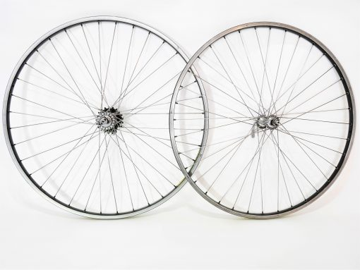 Vintage Mavic MA 40 Wheels 70s Campagnolo Record Nuovo 700c 7speed clincher