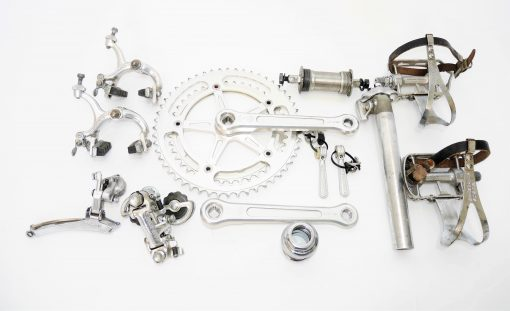 Campagnolo Gran Sport Nuovo 80s groupset