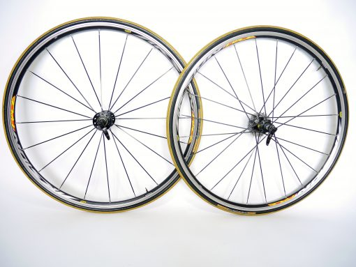 Mavic Aksium Race Road Wheelset